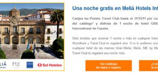 noche-hotel-melia-gratis