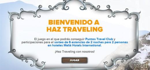 7dd3cd6efb04 Juego de Haz Traveling Travel Club  más de 120.000 premios